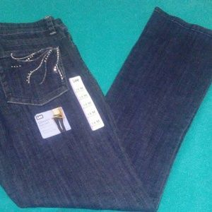 NWT Slender secret stretch bootcut Jeans 14 M